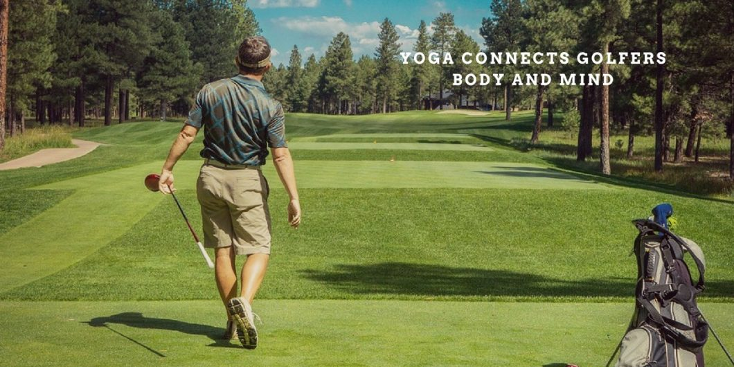 Male Wellness Yoga for golf flexibility