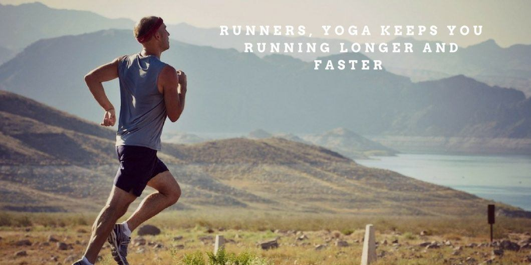 Yoga stretches for runners